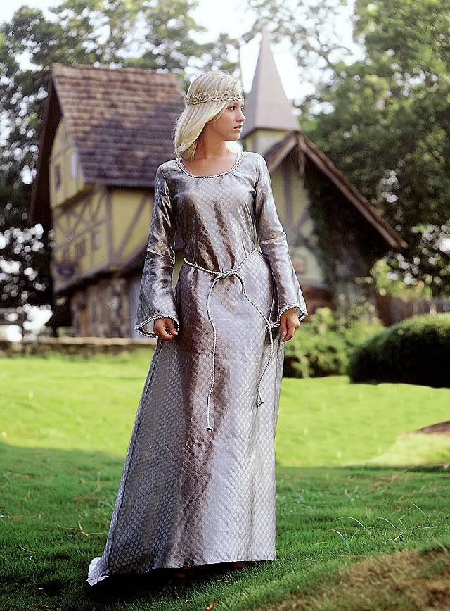 Kleid Königin von Camelot