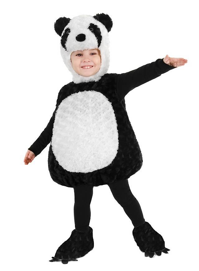 Kleiner Panda Kinderkostüm