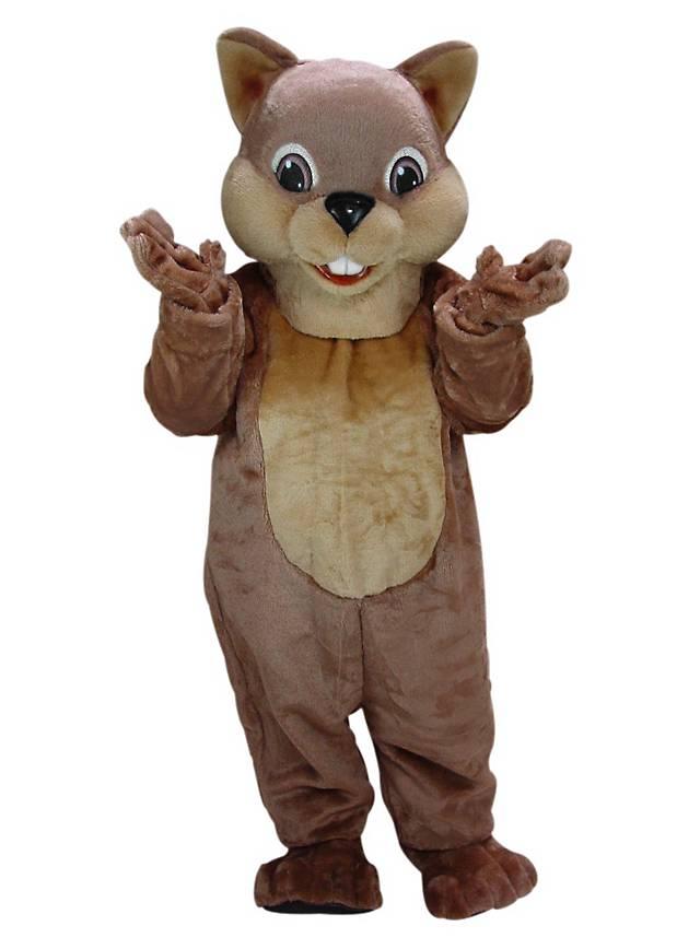 Klettermax l'écureuil Mascotte