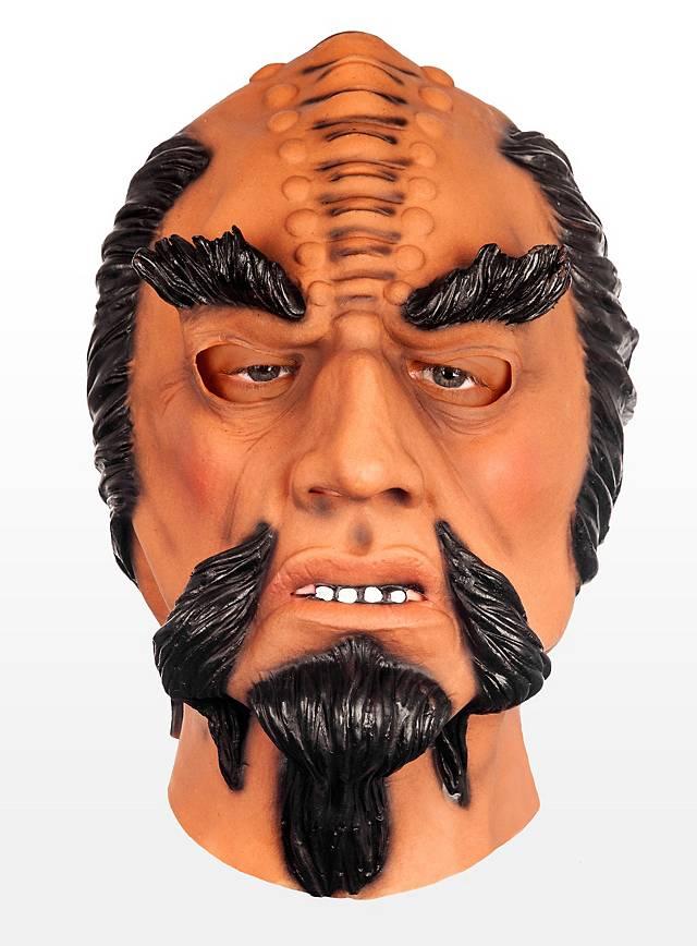 Klingonne Star Trek Masque en latex