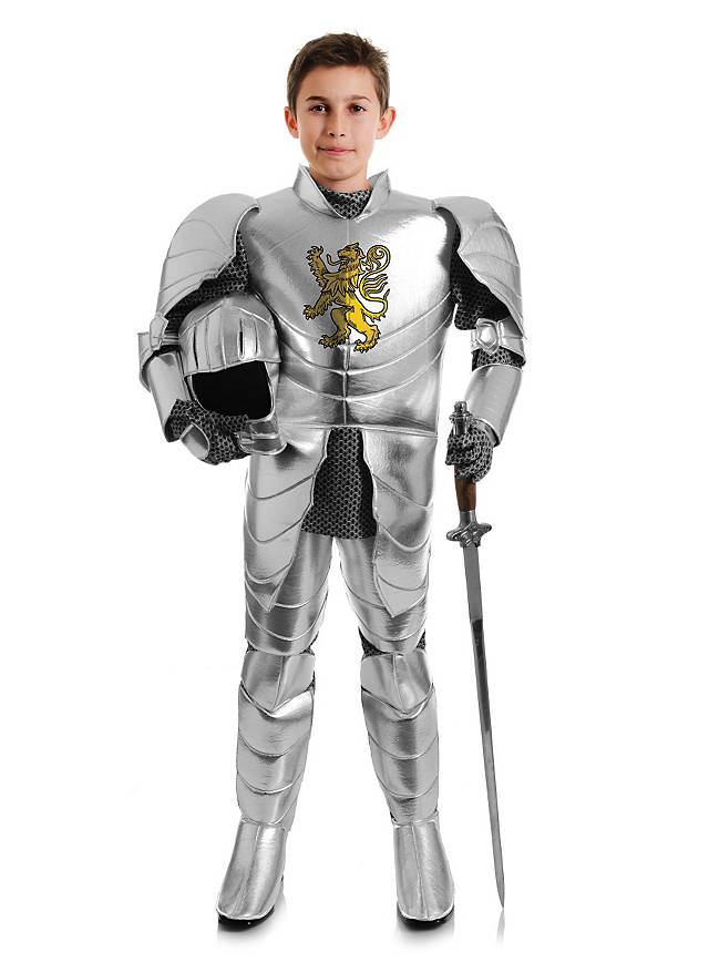 Knight Armor Kids Costume  sc 1 st  Maskworld & Knight Armor Kids Costume - maskworld.com