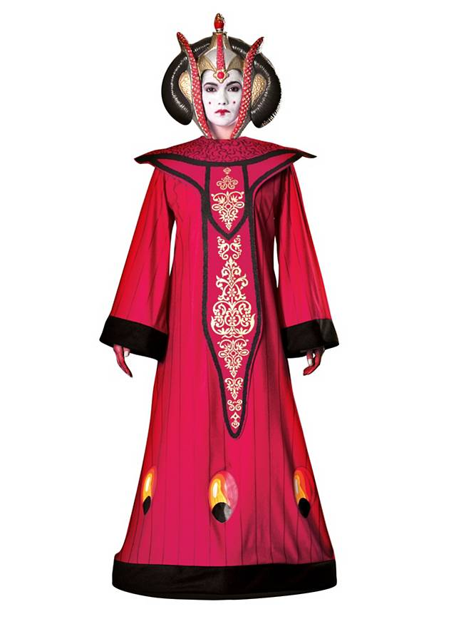 k nigin amidala kost m star wars. Black Bedroom Furniture Sets. Home Design Ideas