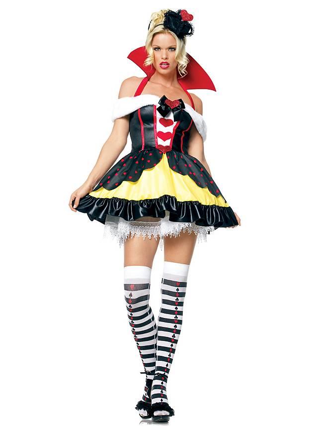 Königin der Herzen Kostüm