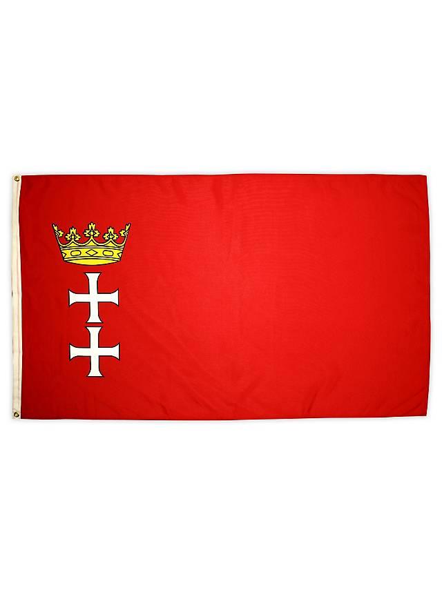 Königliches Kreuz Flagge