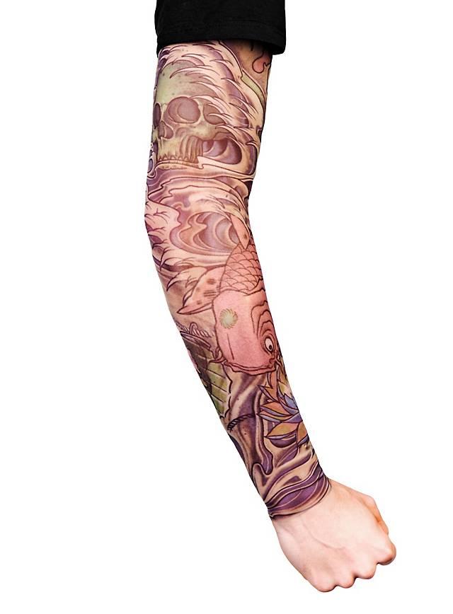 Koi Tattoo Ärmel