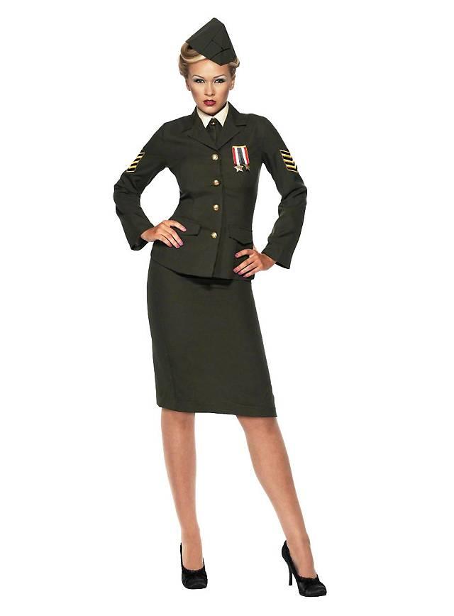 Kommandantin Kostüm