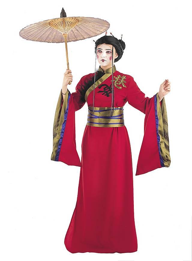 Konkubine Kostüm