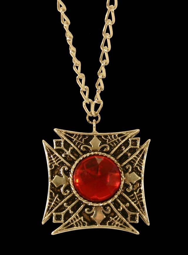 Kreuz Medaillon