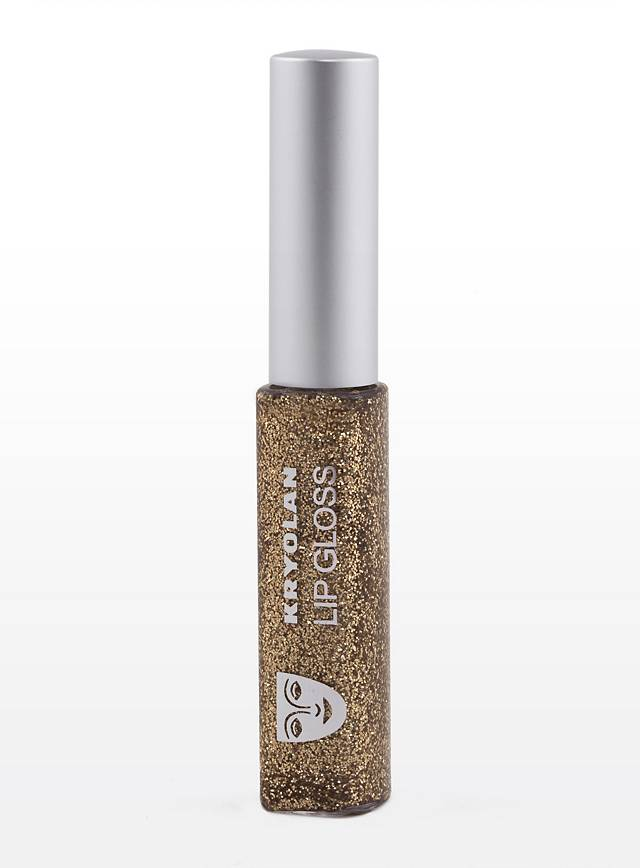 Lip Gloss glitter gold