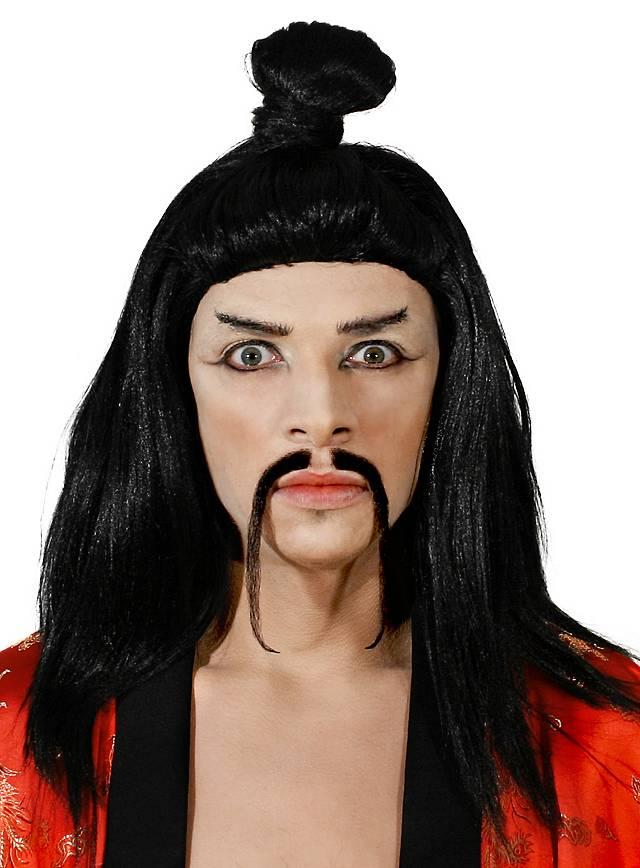 Kung Fu Meister Perücke