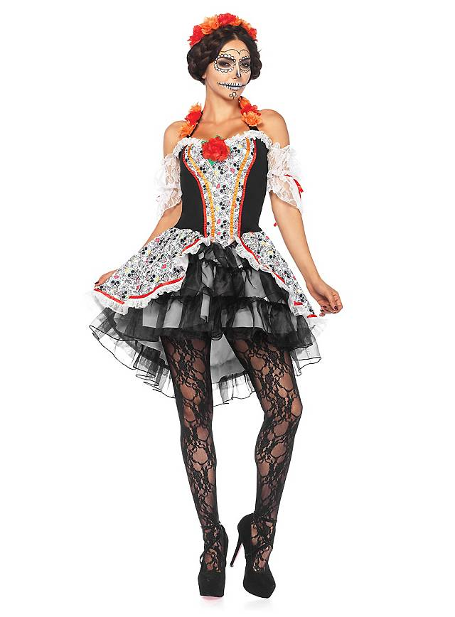 La Catrina costume