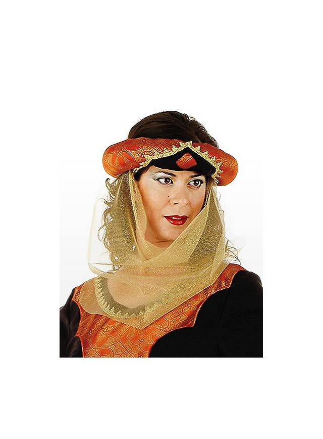 how to make a turban for a costume