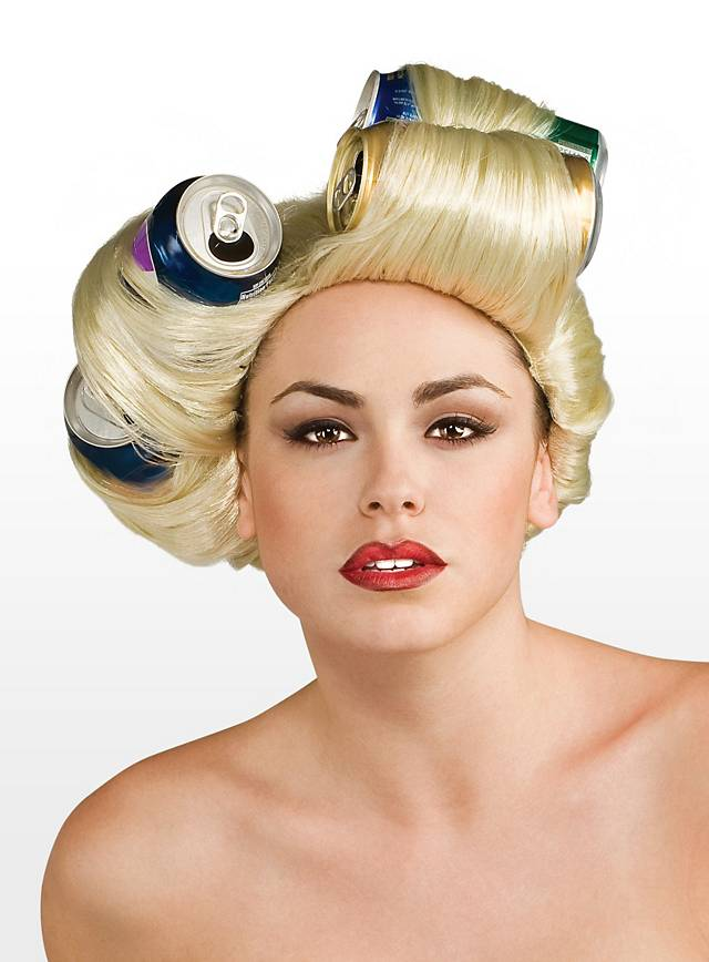 Lady Gaga Canettes Perruque - maskworld.com