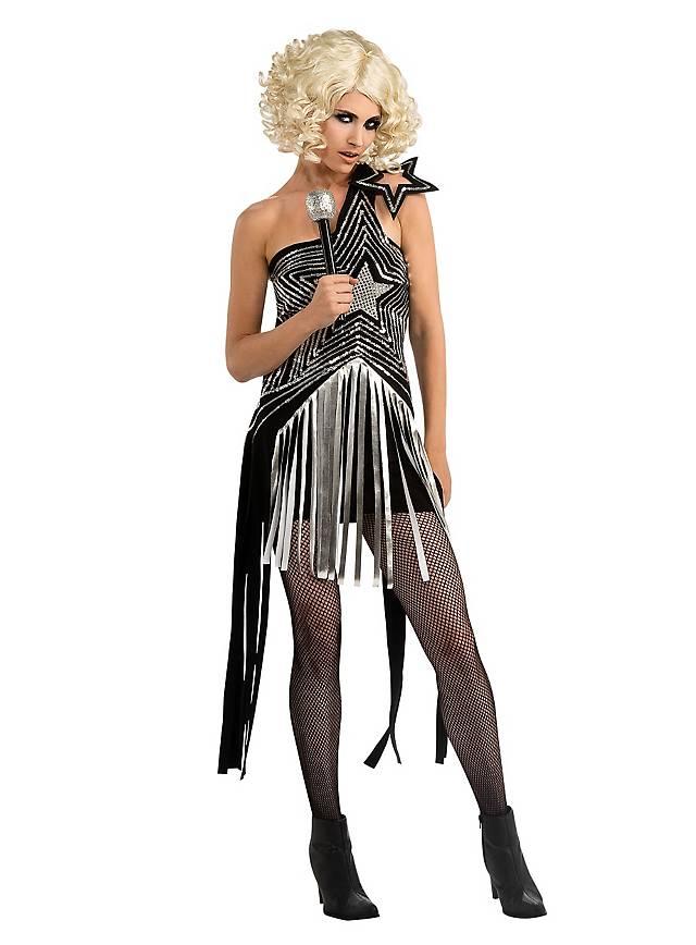 Lady Gaga Sternenkleid - maskworld.com