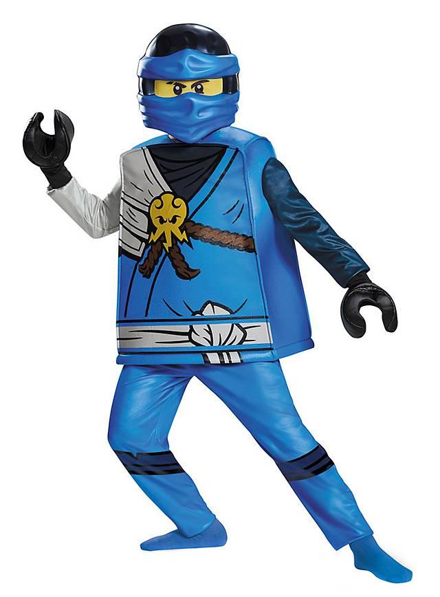 Lego Ninjago Jay Kinderkostüm