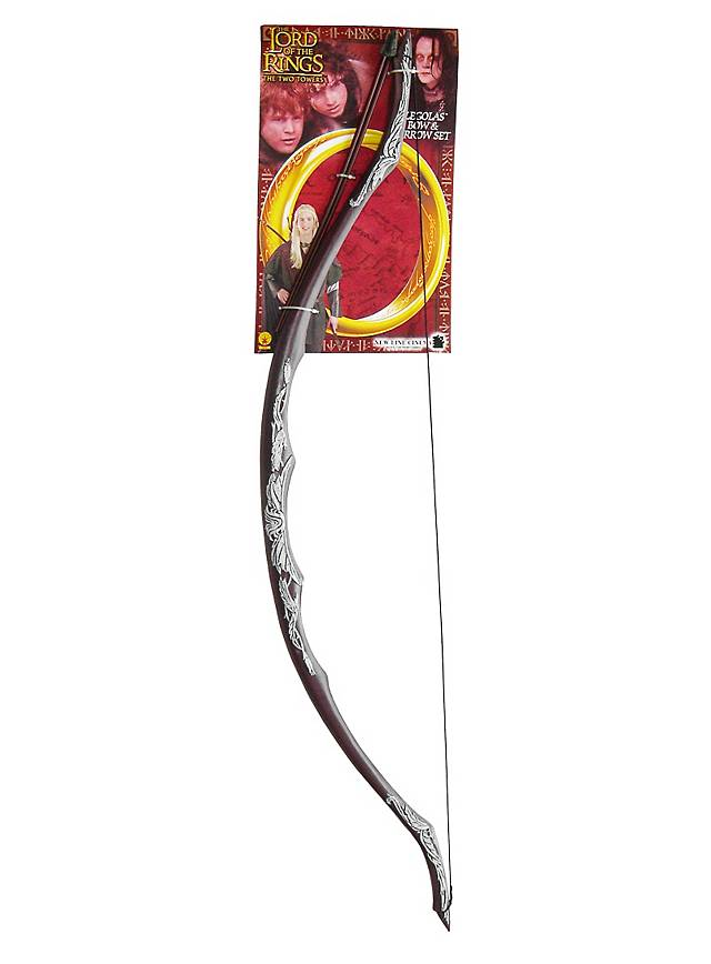 Legolas bow and arrow set