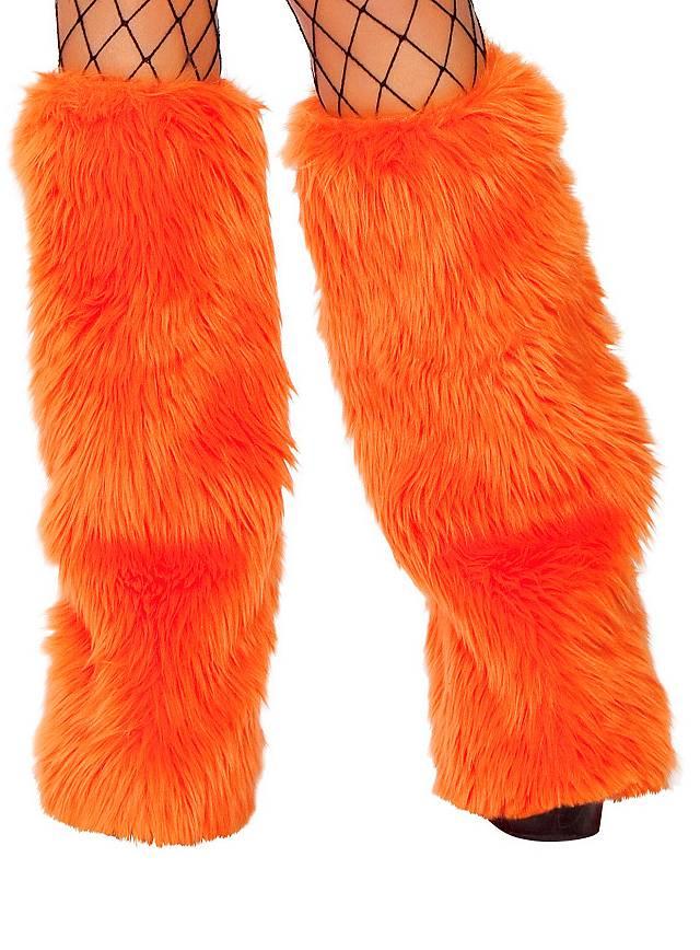 Legwarmer orange