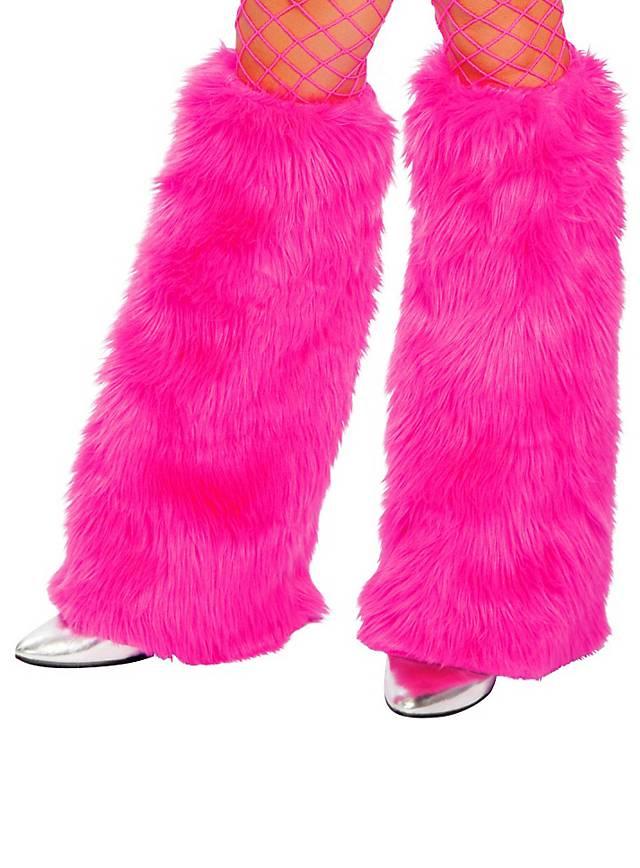 Legwarmer pink