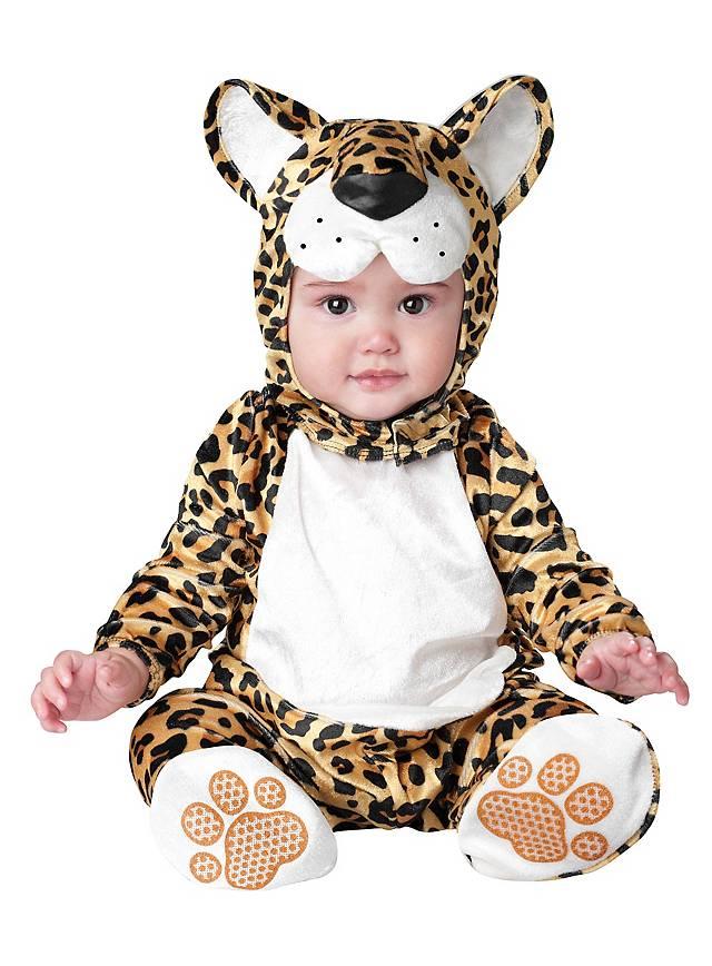 Leopard Babykostüm