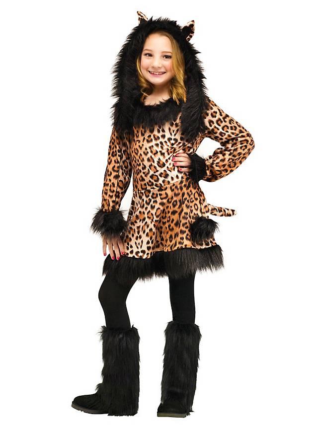 Leopard Kinderkostüm