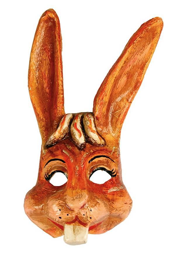 Lièvre - masque vénitien