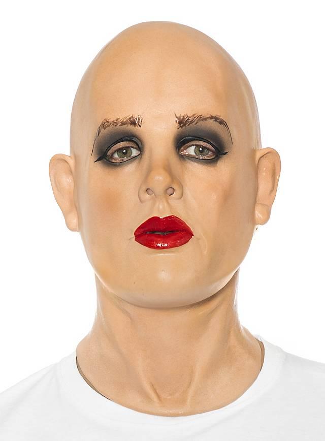 Lolita Maske aus Schaumlatex