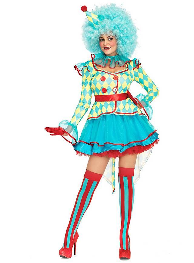 043901ed7b896 Lollipop Clown Kostüm - maskworld.com