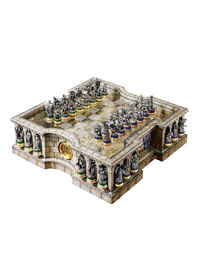 Lord of the rings chess set - Lord of the rings chess set for sale ...