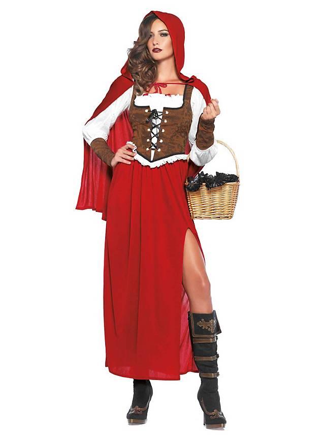 Märchen Rotkäppchen Kostüm