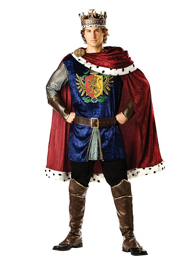 Märchenkönig Kostüm