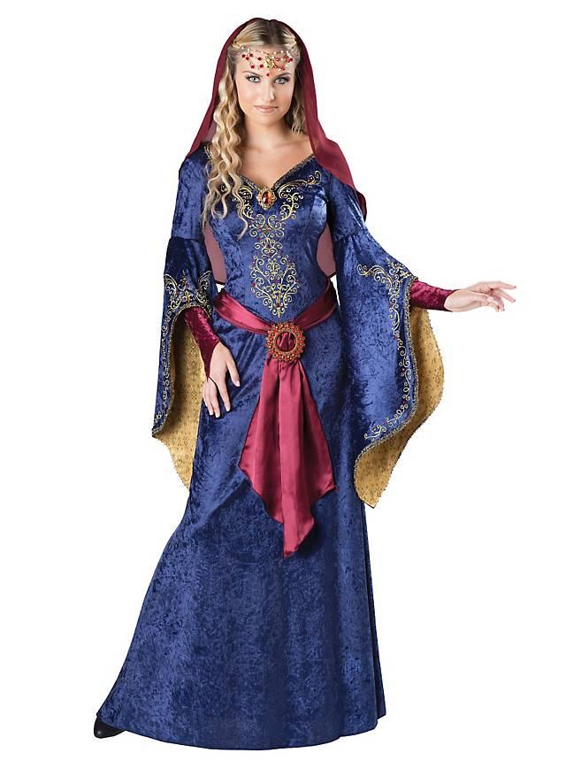 Maid Marian lady's costume