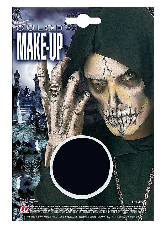 Make-Up Grundierung schwarz Make-up