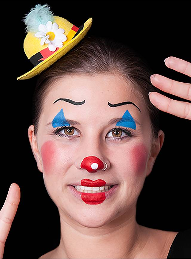 Make-up Set Clown