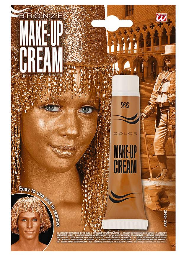 Make-up Tube bronze