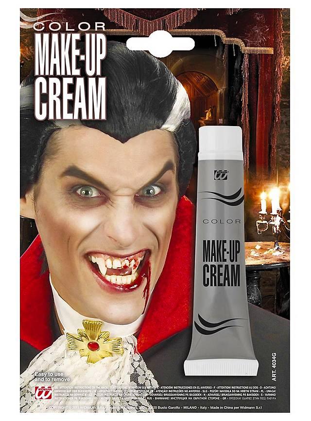 Make-up Tube grau