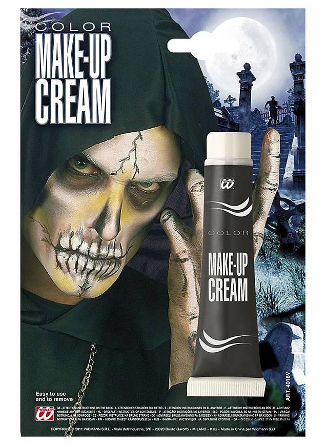 Make-up Tube schwarz