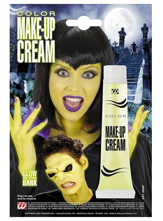 Make-up Tube UV gelb