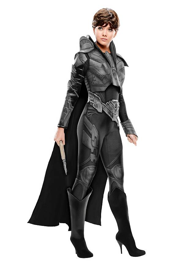 Man of Steel Faora Armor Costume