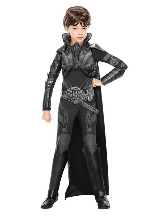 Man of Steel Faora Deluxe Kinderkostüm