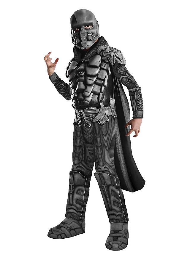 Man of Steel General Zod Deluxe Kinderkostüm