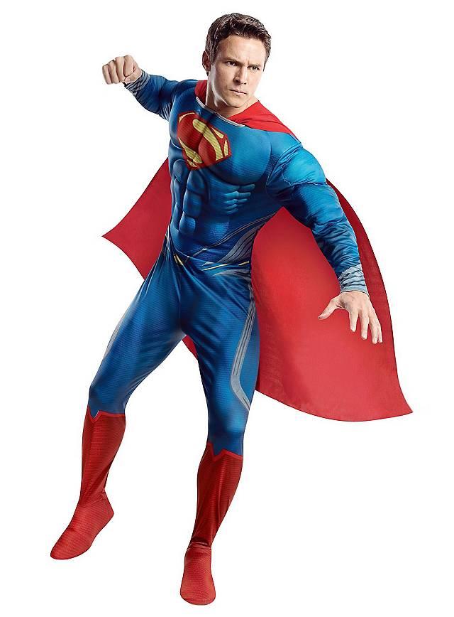 Superman Kostüm für die Silvester Mottoparty