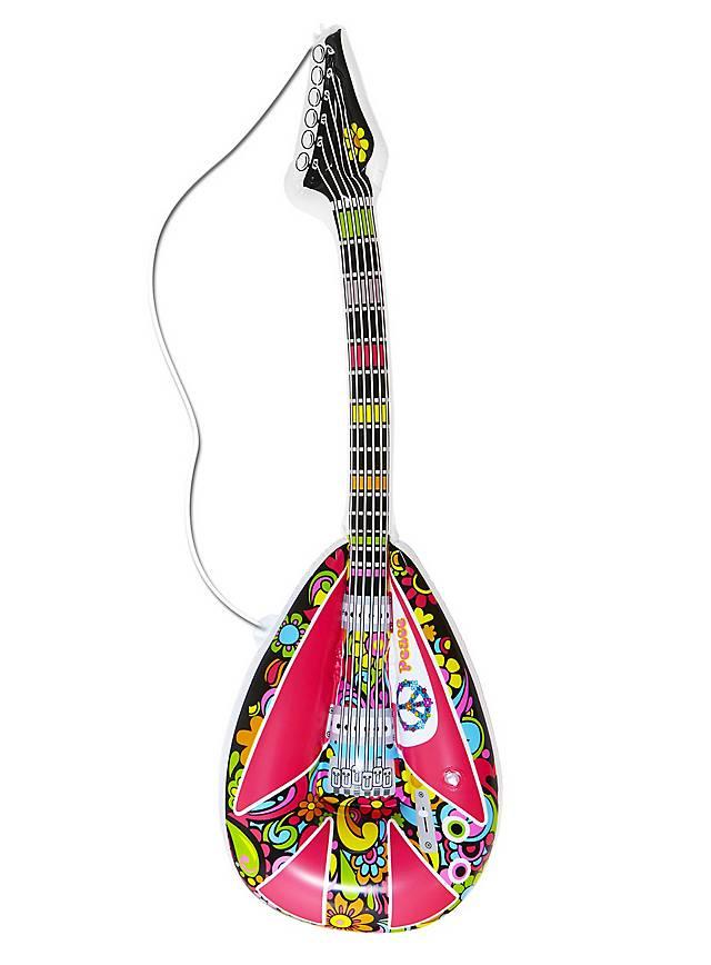 Mandoline de hippie gonflable