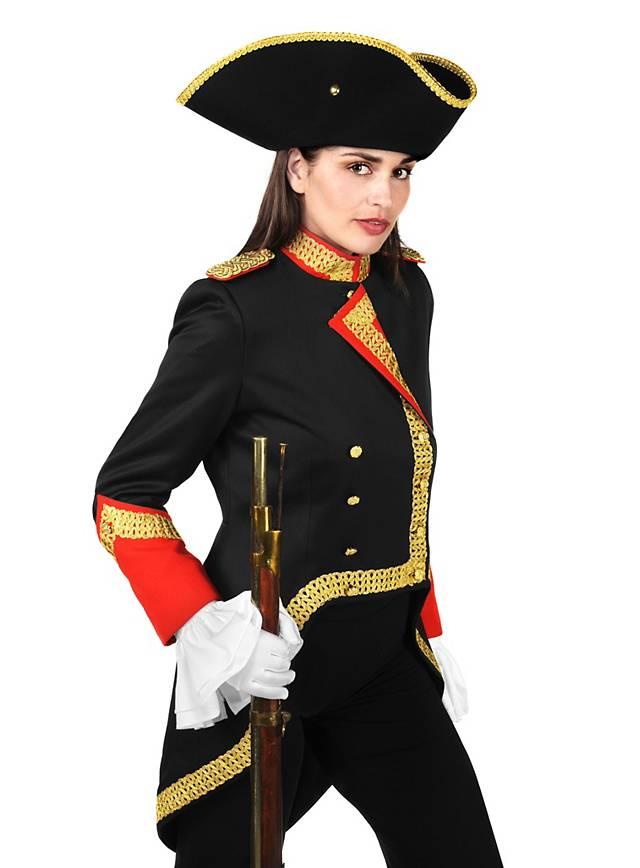 Manteau de Napoléon Bonaparte pour femme