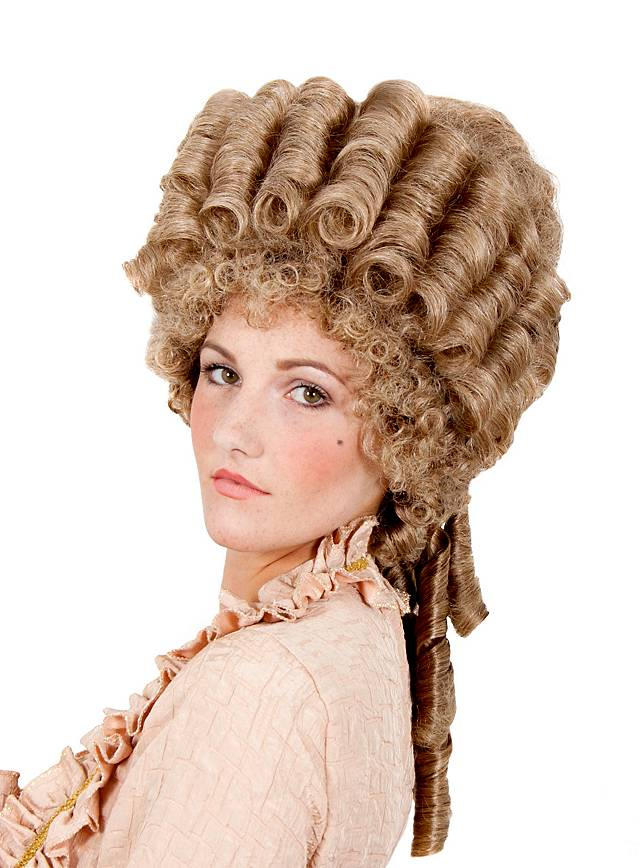 Wigs Of Maria Antionette 75