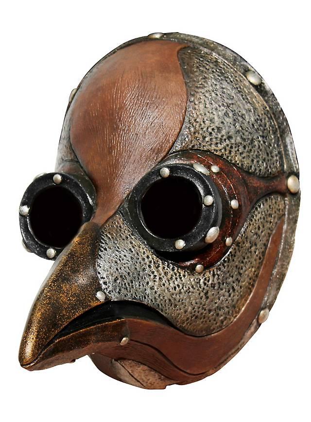 Masque de Docteur steampunk