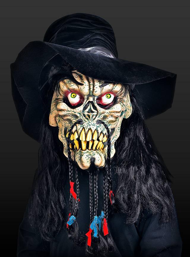 Masque géant «squelette»