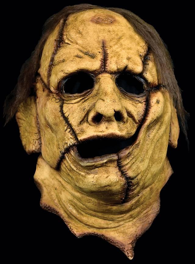 beaucoup de choix de grande remise nouveau authentique Masque Leatherface Massacre à la tronçonneuse