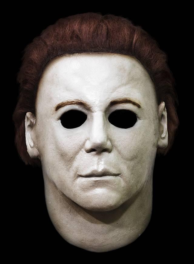 Masque michael myers halloween h20 deluxe en latex - Masque halloween film ...