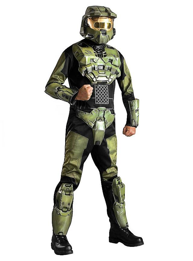 Master Chief Halo Deluxe Kostüm
