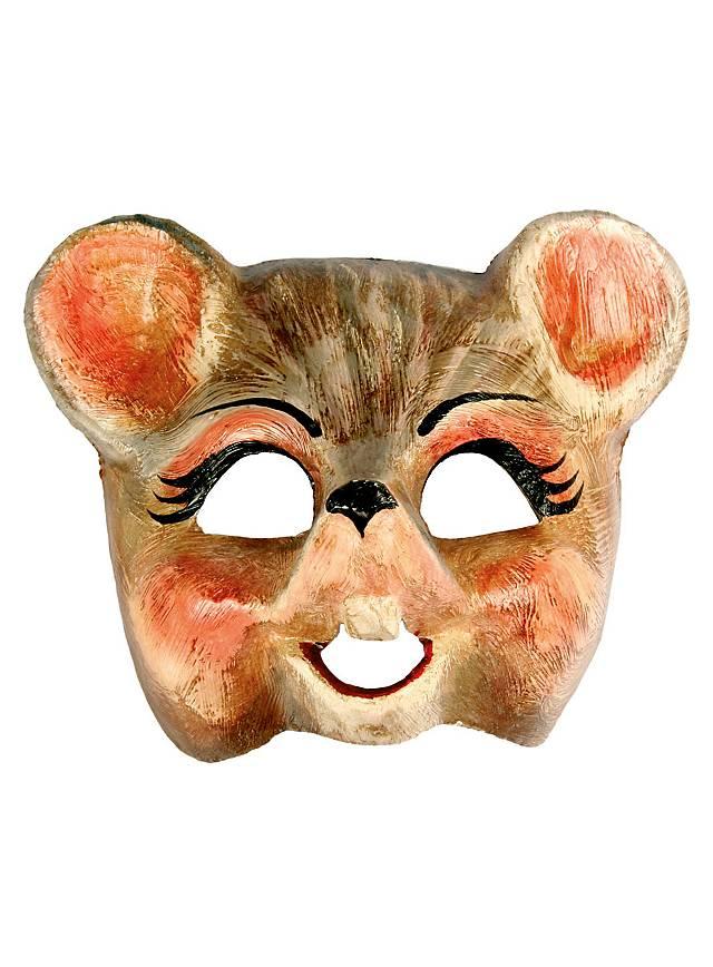 Maus - Venezianische Maske